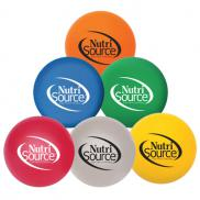 promotional round stress reliever
