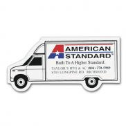 promotional moving truck magnet