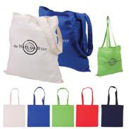 promotional basic cotton tote