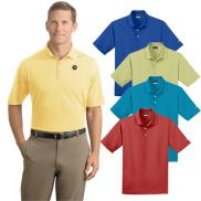 promotional nike golf - mens dri-fit micro pique polo