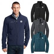 promotional eddie bauer® - soft shell jacket