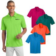 promotional port authority® silk touch™ performance polo