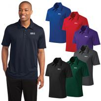 19649 - Sport-Tek® PosiCharge® Active Textured Polo