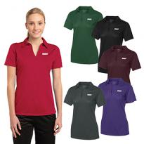 19650 - Sport-Tek® Ladies PosiCharge® Textured Polo