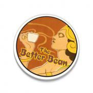 promotional round paperboard coaster