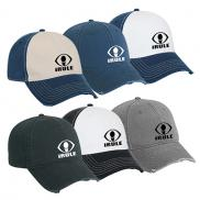 promotional washed  distressed cap