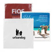 promotional microfiber cleaning cloths - 6 x 6
