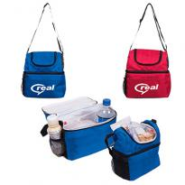 20305 - Duo Compartment Lunch Bag