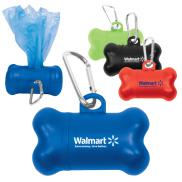 promotional pet waste disposal bag dispenser