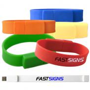 promotional wristband usb 8 gb