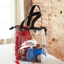 20491 - Clear Zippered Tote