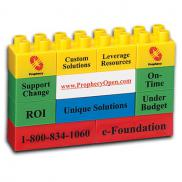 promotional 12 building block set
