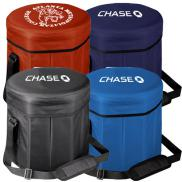 promotional game day cooler seat