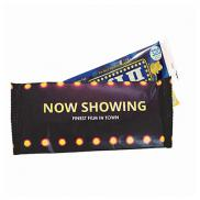 promotional microwave popcorn flat