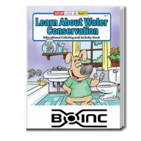 20921 - Water Conservation Coloring Book