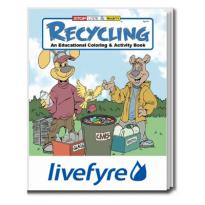 20922 - Recycling Coloring Book