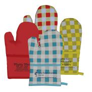 promotional therma-grip oven mitts