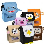 promotional paws n claws lunch bag