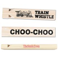 21202 - Wooden Train Whistle