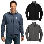 promotional port authority® glacier® soft shell jacket
