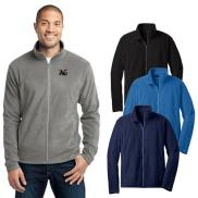 promotional port authority® microfleece jacket