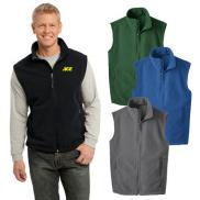 promotional port authority® value fleece vest