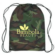 promotional small camo sports pack