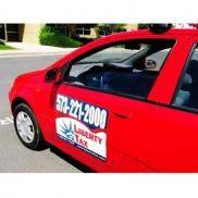 promotional customized vehicle magnet 18 x 24