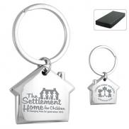 promotional home sweet home keyholder