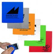 promotional large microfiber cleaning cloth