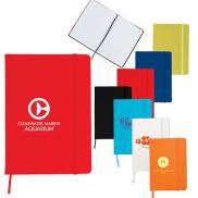 promotional comfort touch bound journal  5x7