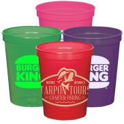promotional 16 oz. value stadium cup