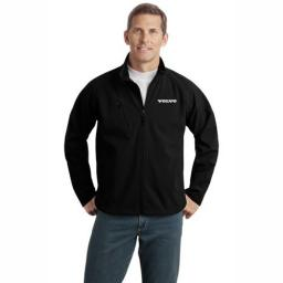 Port Authority® Textured Soft Shell Jacket