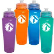 promotional 32 oz. polysure retro bottle