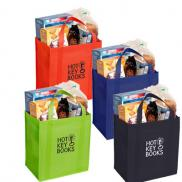 promotional non-woven grocery tote