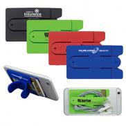 promotional cell phone kickstand & wallet