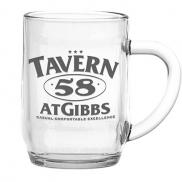 promotional 10 oz. upright mug