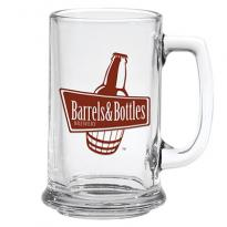 22725 - 15 oz. Glass Tankard