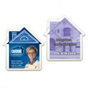 promotional house shaped mint card