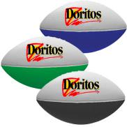 promotional 7 two-toned foam football