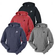 promotional 7.5 oz. french terry hooded fleece