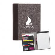 promotional the composition padfolio
