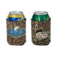 promotional koozie® mossy oak® full-color can kooler