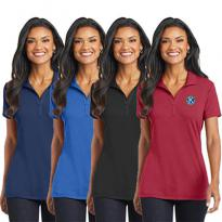 23440 - Port Authority® Ladies Cotton Touch™ Performance Polo