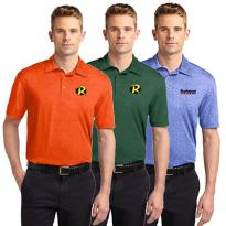 23460 - Sport-Tek® Heather Contender™ Polo