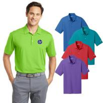 23467 - Nike Golf Dri-FIT Vertical Mesh Polo