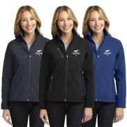 promotional port authority® ladies welded soft shell jacket
