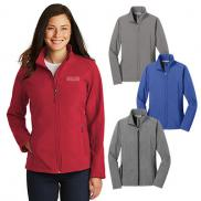 promotional port authority ® ladies core soft shell jacket
