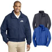 promotional port authority® lightweight charger jacket