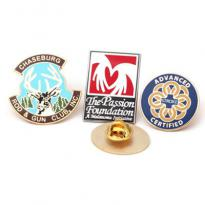 23608 - Hard Enamel Lapel Pin 1""